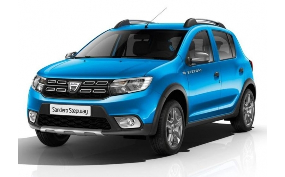 VÉHICULES NEUFS <strong>DACIA</strong> en stock<em>SANDERO 1.2 16V SCE 75 CV AMBIANCE SL OPEN </em>