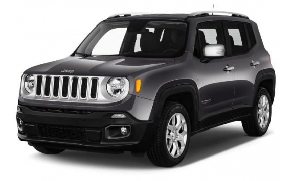 VÉHICULES NEUFS <strong>JEEP</strong> en stock<em>RENEGADE 1.6 MultiJet S&S 120 CV LONGITUDE</em>