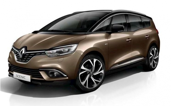 VÉHICULES NEUFS <strong>RENAULT</strong> en stock<em>GRAND SCENIC IV 1.3 TCE 140 CV EDC BOSE EDITION 7 PLACES</em>