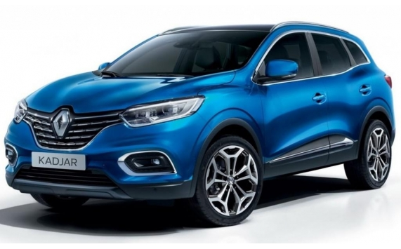 VÉHICULES NEUFS <strong>RENAULT</strong> en stock<em>KADJAR 1.3 TCE 140 CV LIMITED DELUXE + TOIT PANORAMIQUE</em>
