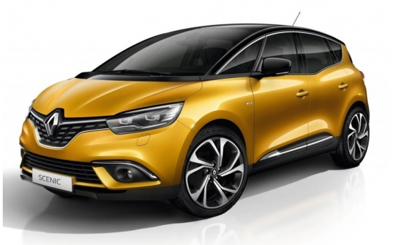 VÉHICULES NEUFS <strong>RENAULT</strong> sur commande<em>SCENIC IV 1.3 TCE 140 CV EDC BOSE EDITION</em>