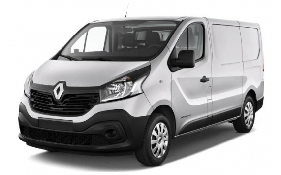 VÉHICULES NEUFS <strong>RENAULT</strong> en stock<em>TRAFIC FOURGON (ancien) 1.6 DCI 120 CV L2H1 GRAND CONFORT</em>
