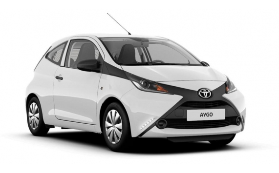 VÉHICULES NEUFS <strong>TOYOTA</strong> en stock<em>NOUVELLE AYGO 1.0 VVTI 72 CV M/5  X-PLAY</em>